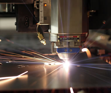 Cannon Industries Key Capability: Laser Cutting, Bending, Forming
