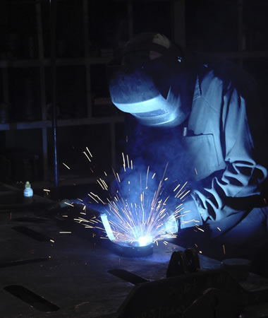 Cannon Industries Key Capability: Welding Fabrication