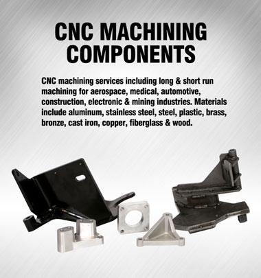 Application Solution: CNC Machining Components