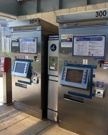 Application Solution: Fare Boxes