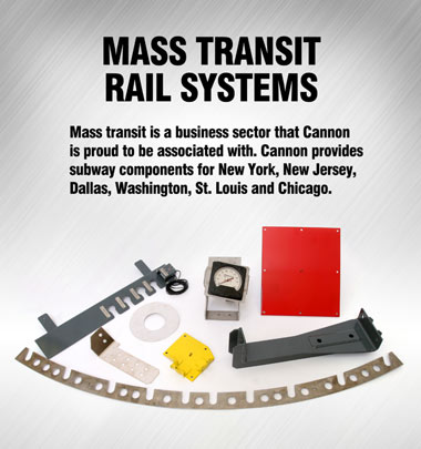 Application Solution: Mass Transit Rail Systems