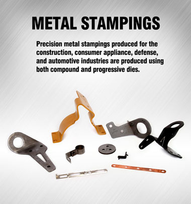 Application Solution: Metal Stampings